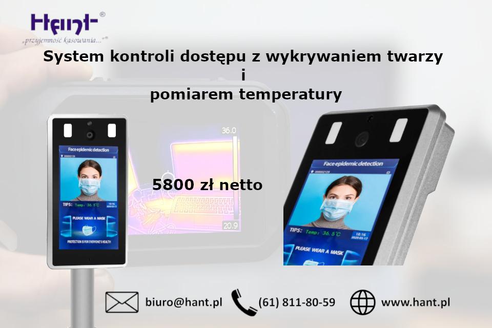 Kamery mierzące temperaturę