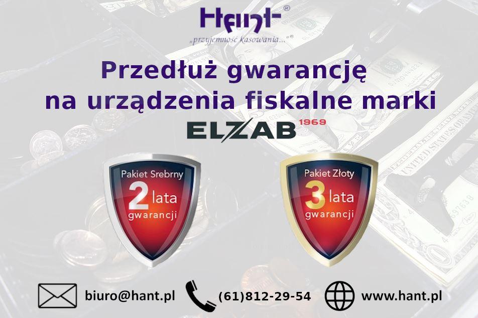 Dłuższa gwarancja na kasy Elzab