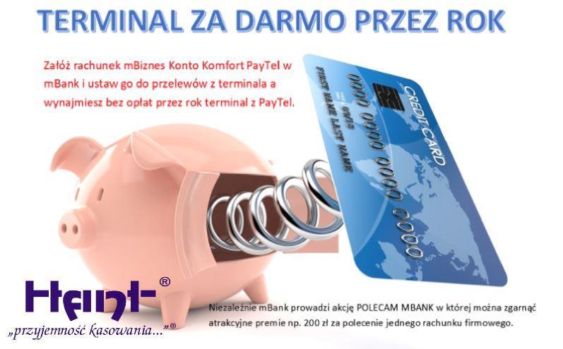 Płatności kartą -promocja