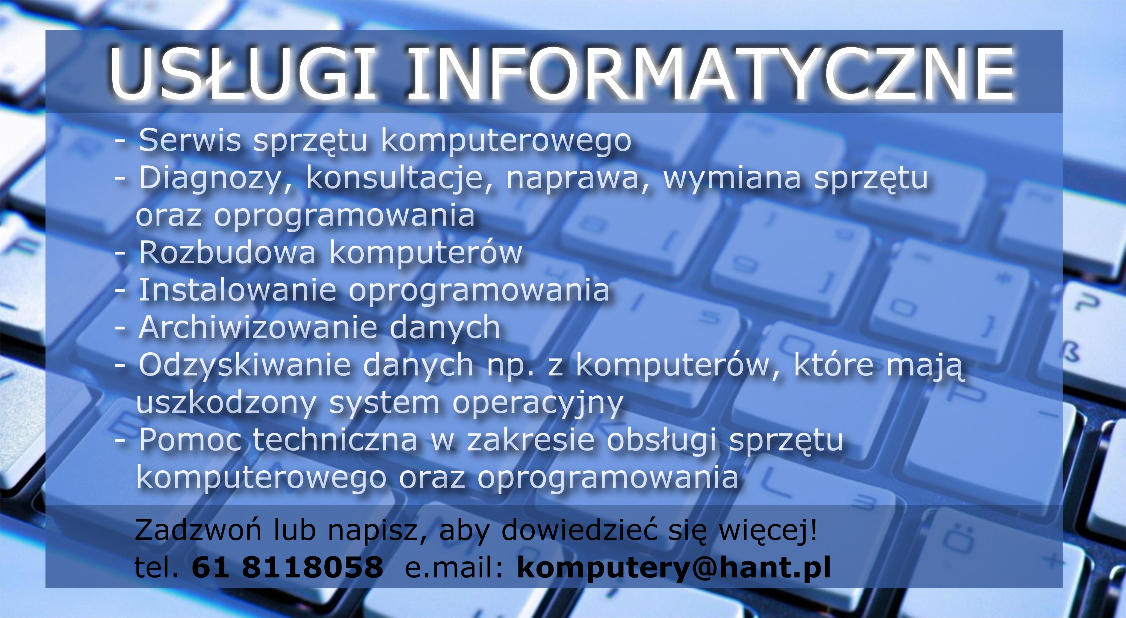 HANT-usługi informatyczneo