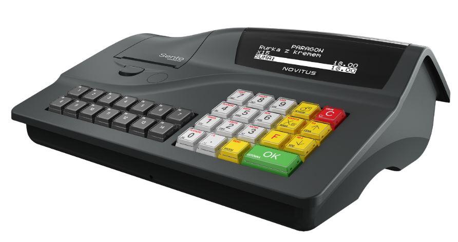 Kasa fiskalna Novitus SENTO online